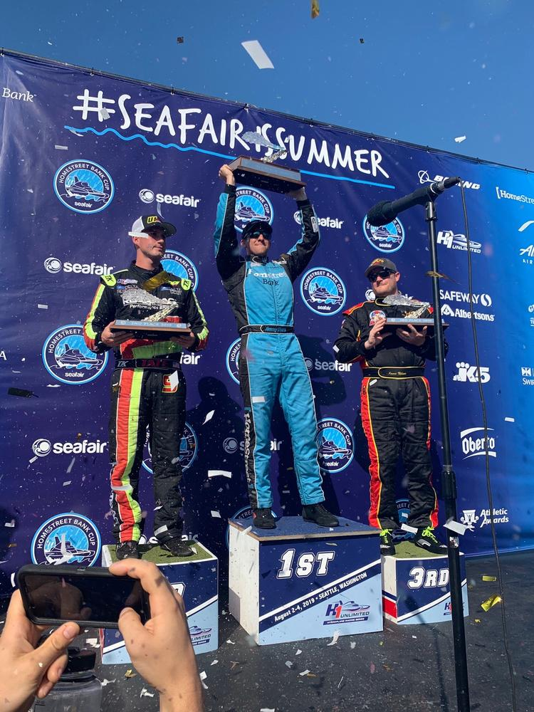 Jimmy Shane stripped of HomeStreet Seafair hydroplace race title due
