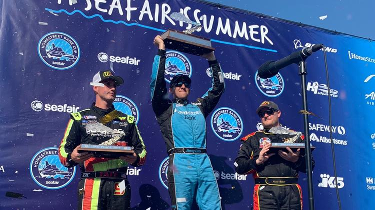 Jimmy Shane stripped of HomeStreet Seafair hydroplace race