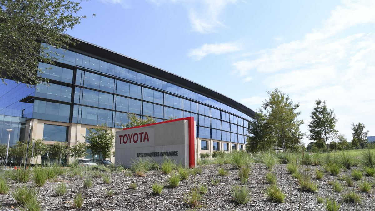 Toyota Of Plano >> Toyota announces manufacturing personnel changes, new ...