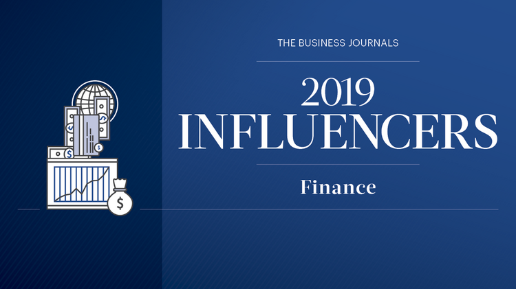 Influential finance executives featured in Influencers