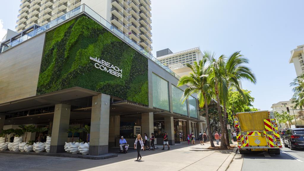 Police arrest person of interest in Waikiki hotel fires