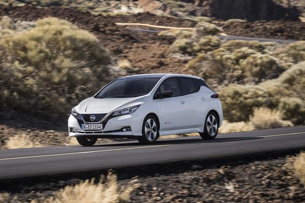Nissan Leaf adds more range, can power your home - Phoenix Business