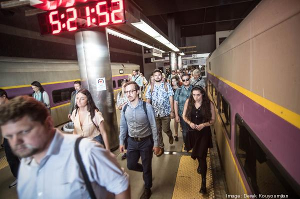 MassINC study: High commuter rail fares are too costly for