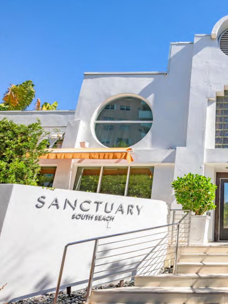 Sanctuary South Beach Condo Hotel