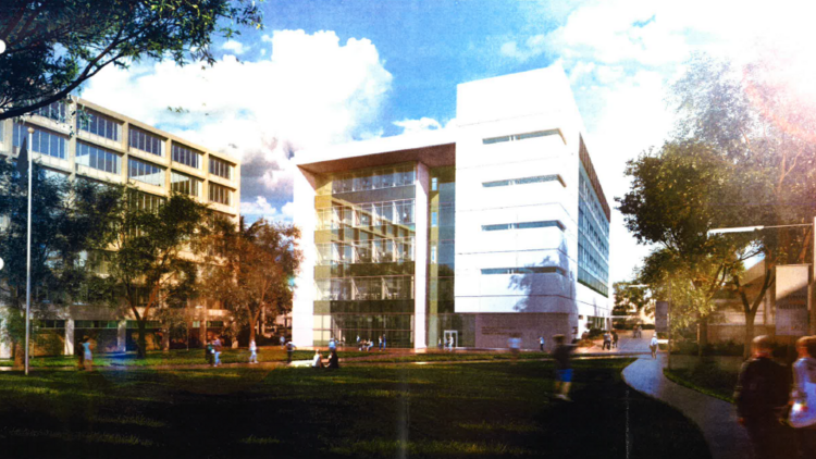 University of Miami plans to build Frost Insute of ... on u of i campus map, siue campus map, university of central missouri campus map, wmu campus map, eastern florida state college campus map, university hospital campus map, smcvt campus map, miller school of medicine campus map, central michigan university campus map, national fire academy campus map, university of montevallo campus map, university of maryland eastern shore campus map, lr campus map, university at buffalo campus map, umich campus map, umd campus map, university of tokyo campus map, university of michigan campus map, barry university campus map,