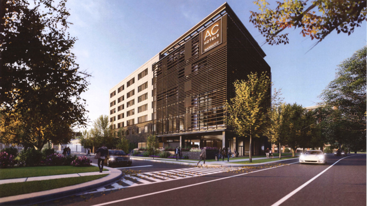 Vision Hospitality Group Unveils Plans For Dunwoody Hotel