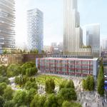 Brandywine's new construction at Schuylkill Yards expected next year