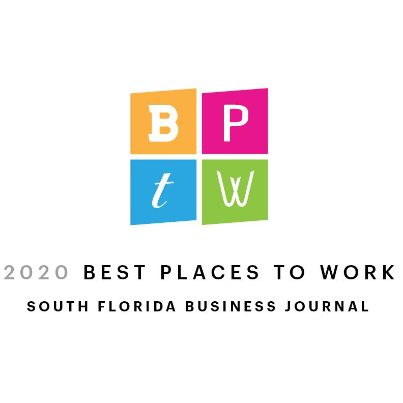 Best Places To Work 2020.2020 Best Places To Work Awards Nominations South Florida