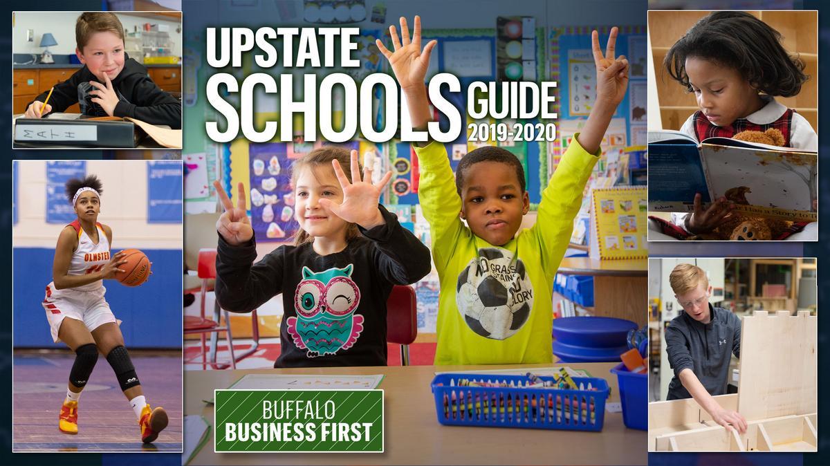 Buffalo Business First School Rankings 2020.2019 Upstate New York School Rankings Buffalo Business First