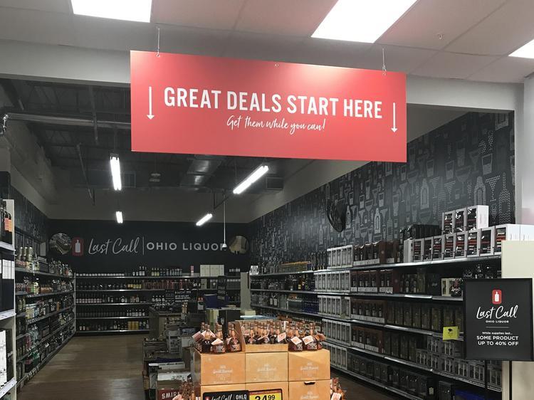Last Call' liquor sale cuts prices this week - Cincinnati