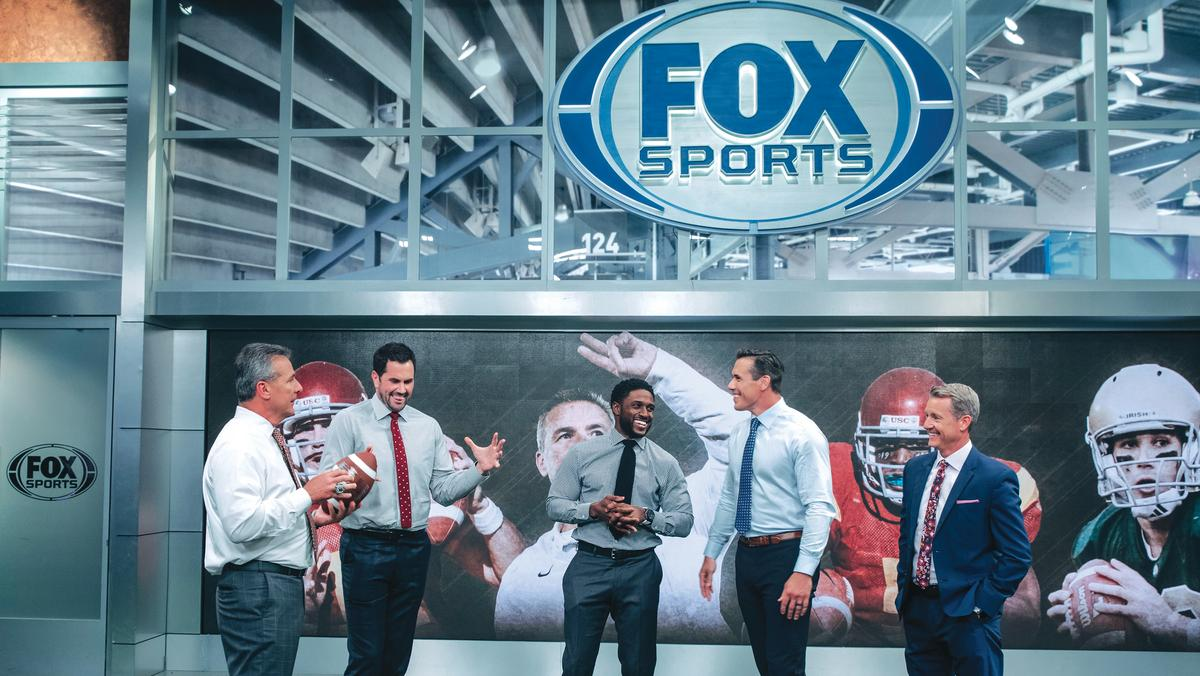 Fox scores big with noon college football window - New ...