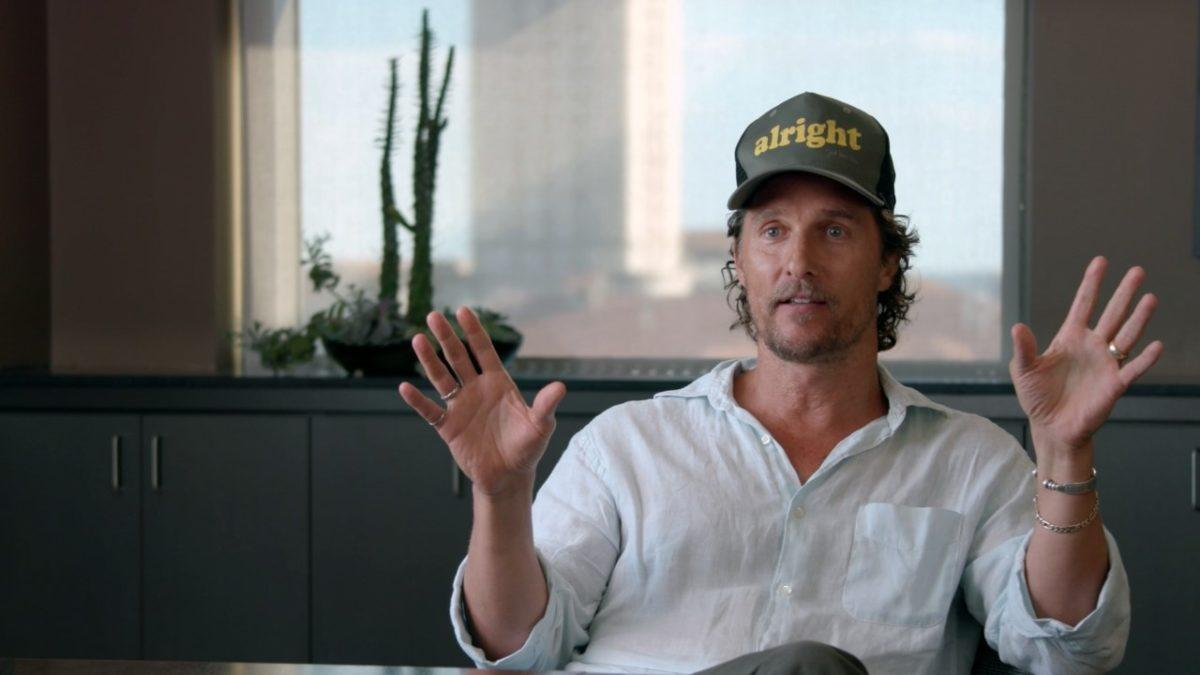 Matthew McConaughey joins UT faculty - Austin Business Journal
