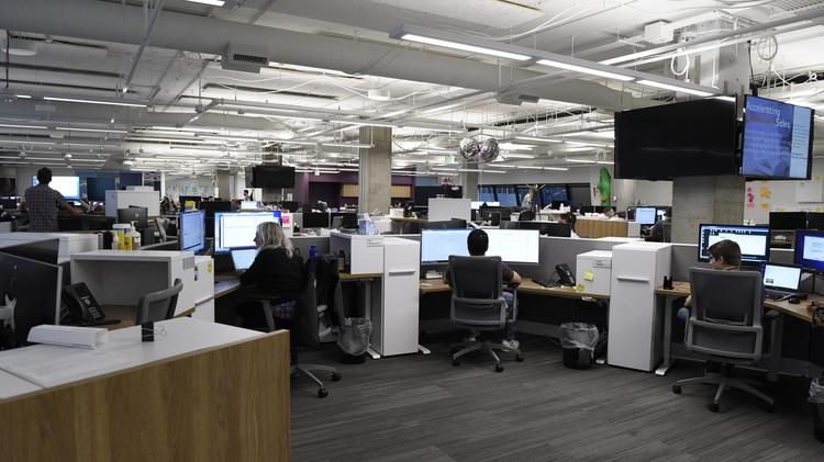 Leaders Of Denver Commercial Real Estate Firms Share Tips For Returning To The Office During Covid 19 Pandemic Denver Business Journal