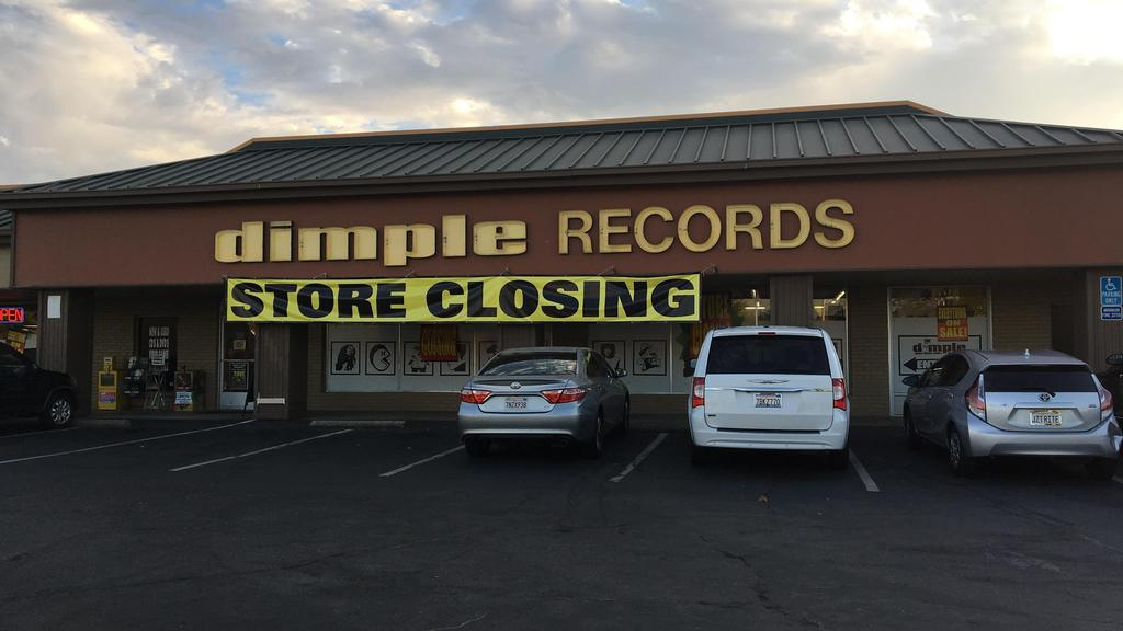 'Nerd store' planned for Dimple Records site in Folsom