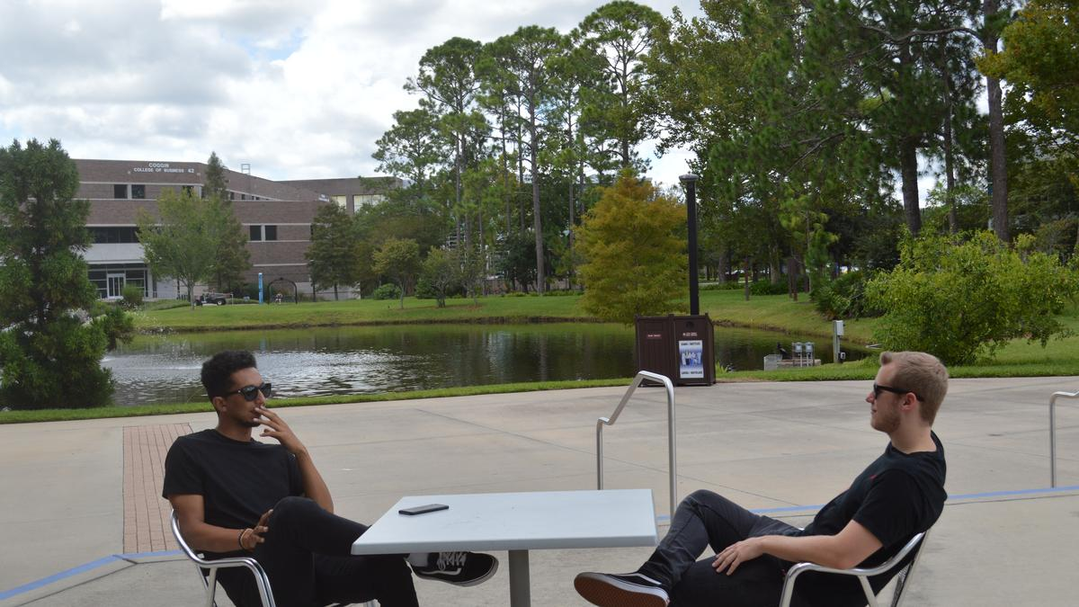 picture about Unf Printable Map called UNF alumni order project backing for tech startup
