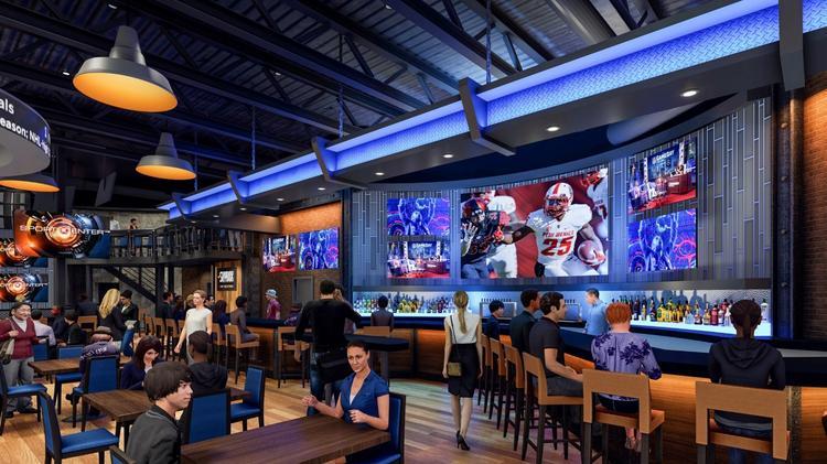 Route 66 Opens Stadium 66 Sports Bar Albuquerque Business