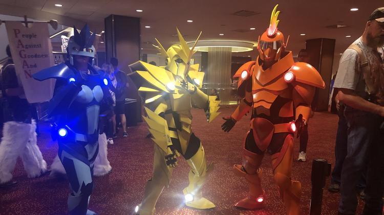 2019 Dragon Con breaks attendance record - Atlanta Business