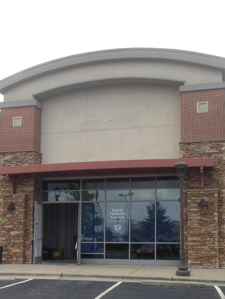 Cone Health will open new Greensboro primary care office on