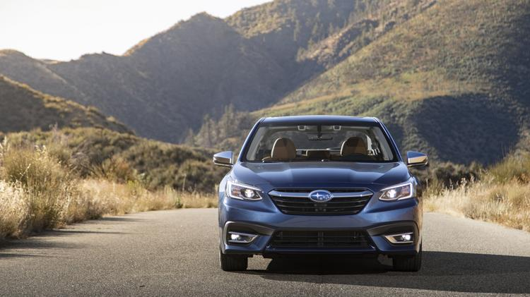 Redesigned Subaru Legacy Gets Sophistication Power Upgrade