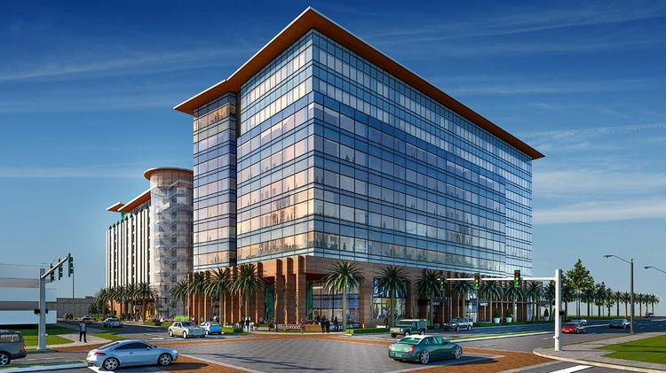 Highwoods to redevelop Westshore Square - Tampa Bay Business