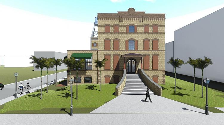 West Tampa cigar factory to be converted to boutique hotel