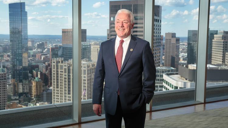 Boston Fed's Ken Montgomery to run FedNow project - Boston