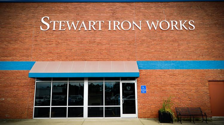 HGC acquires Stewart Iron Works - Cincinnati Business Courier