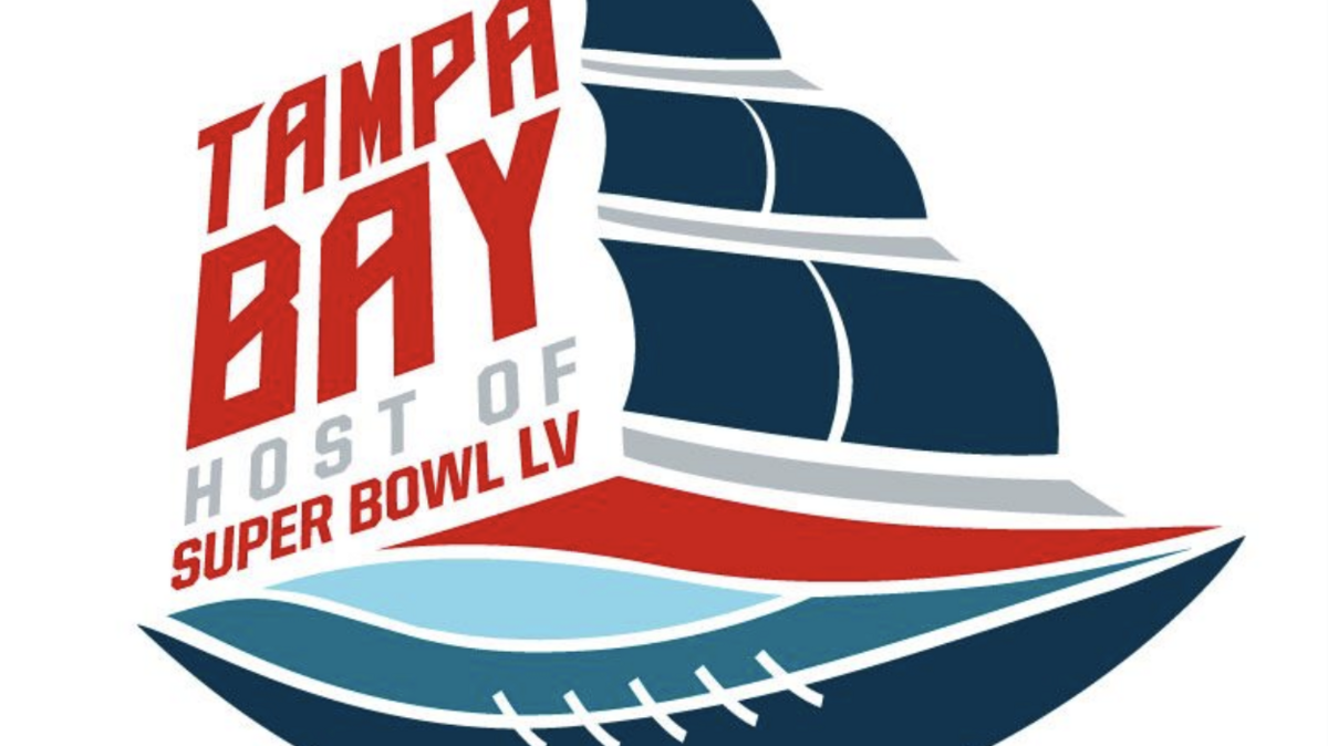 Tampa Bay Super Bowl Host Committee logo revealed - Tampa Bay Business  Journal