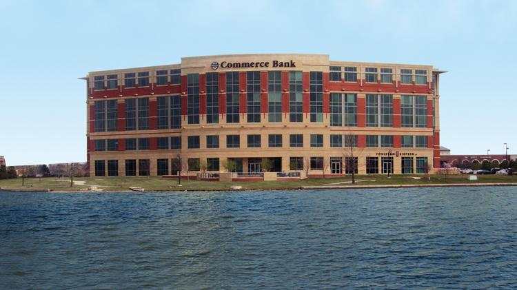 The addition of Commerce Bank helped accelerate the development of the Waterfront near 13th and Webb.