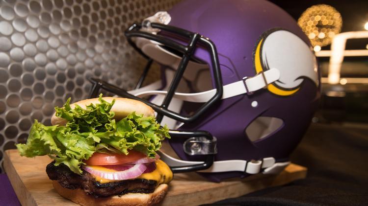 Vikings announce 2019 U S  Bank Stadium food lineup (gallery