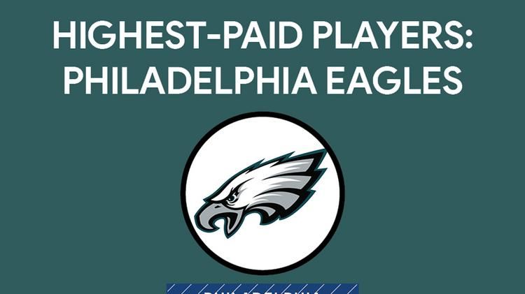 Highest-paid Philadelphia Eagles in 2019 - Philadelphia