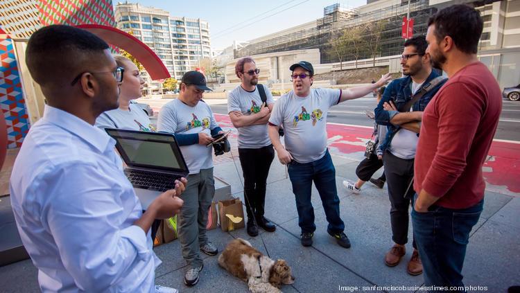 Gig workers deliver protest to DoorDash, Instacart