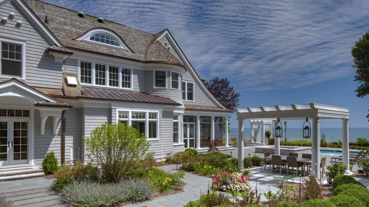Remarkable Deep River Partners Designs Dream Homes For Milwaukees Home Interior And Landscaping Staixmapetitesourisinfo