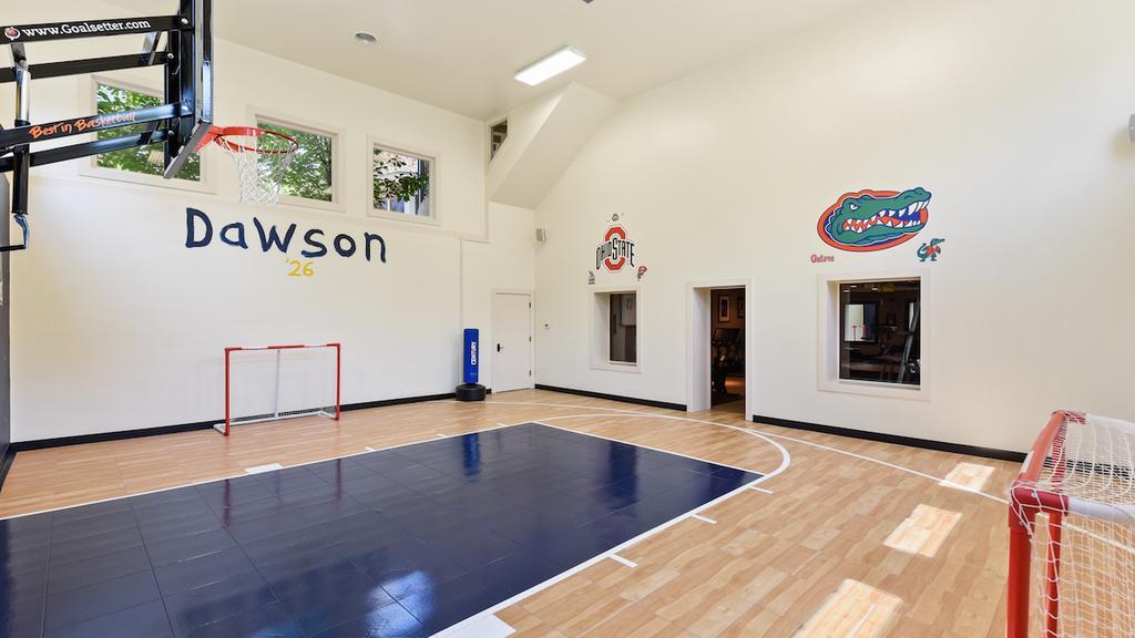 Edina Home Has Indoor Basketball Court Minneapolis St Paul Business Journal