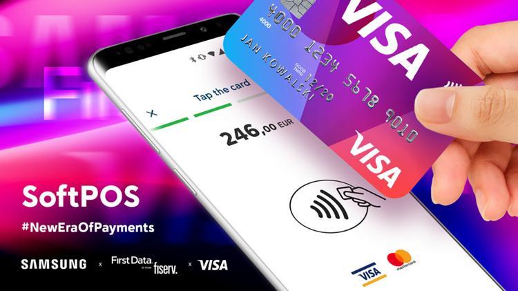 Fiserv, Visa and Samsung partner on software that turns