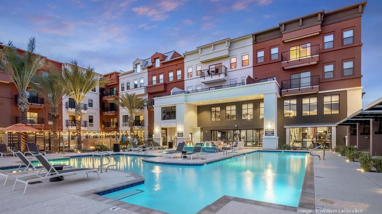 Alta San Marcos, a 273-unit apartment community in Chandler, sold for $71.75 million.