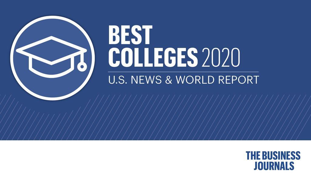 Usnews Best Colleges 2020.58 Missouri Kansas Schools Rank Among U S News Best
