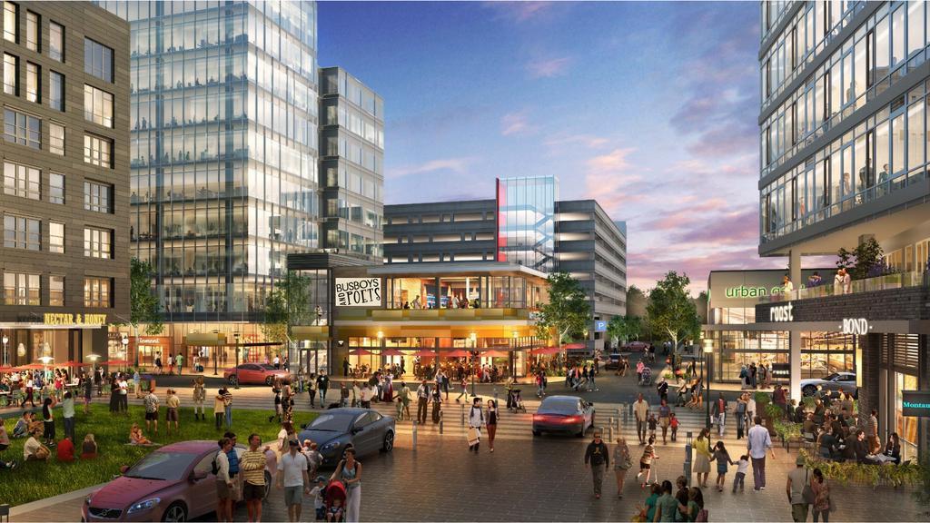 Columbia's Merriweather District attracts more D.C.-area restaurants