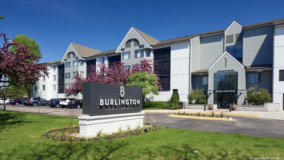 White Oak Properties Pays 81 Million For The Burlington Apartments In St Paul Minneapolis St Paul Business Journal