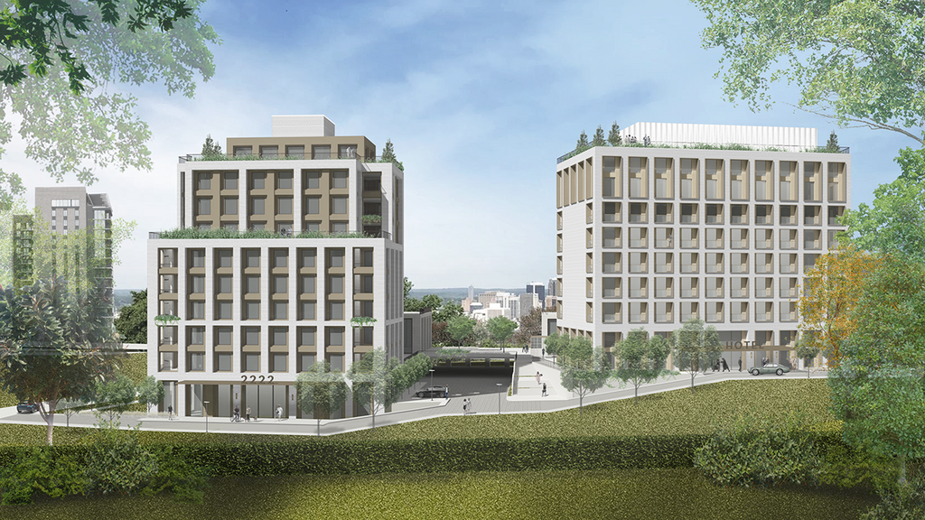 Why a NYC firm is teaming with Bham CRE vet on a mixed-use project, boutique hotel for Redmont