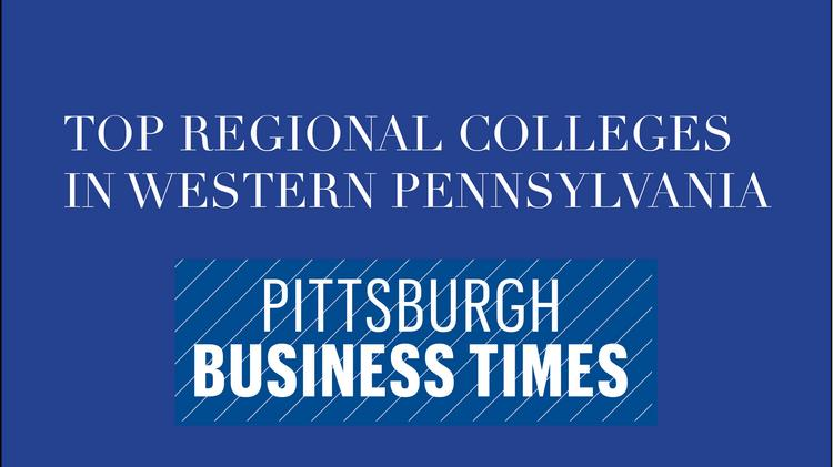 Here's where Pittsburgh colleges stand in the latest U S