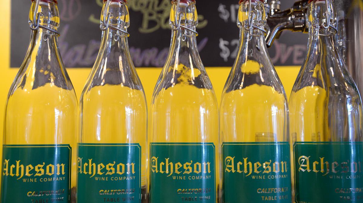 Midtown Sacramento's Acheson Wine Co. closes temporarily - Sacramento Business Journal