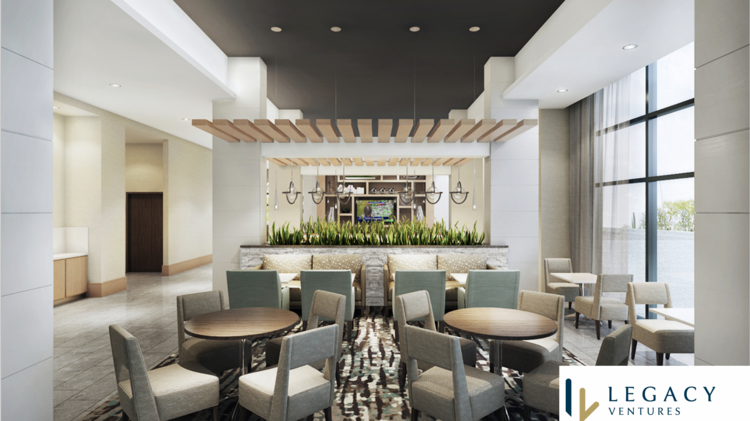 Legacy Ventures To Start Hyatt House Hotel In Pill Hill Area