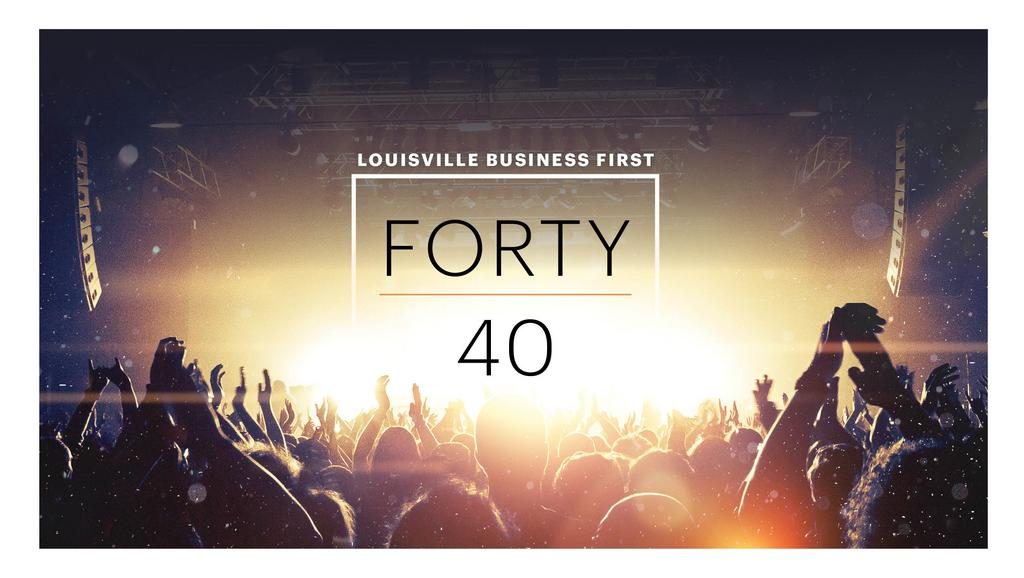 FORTY UNDER 40: One quick question with 2019 class members (GALLERY)