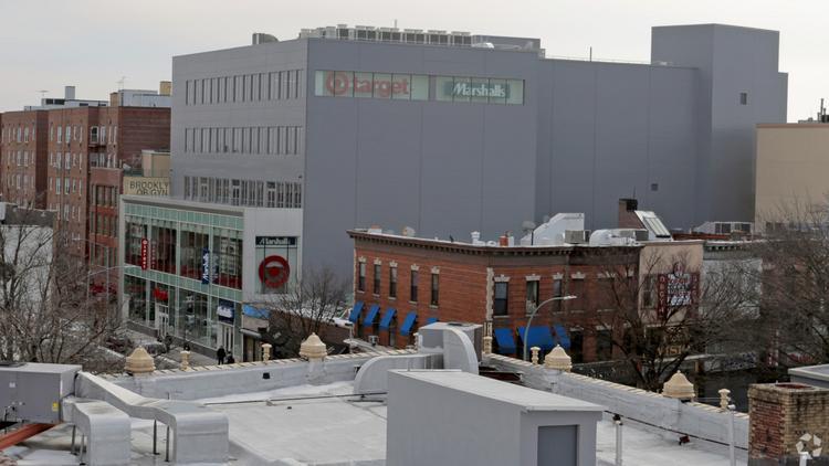 Marshalls Brooklyn Ny >> Amerant Provides 49m Loan For Target Marshalls Shopping