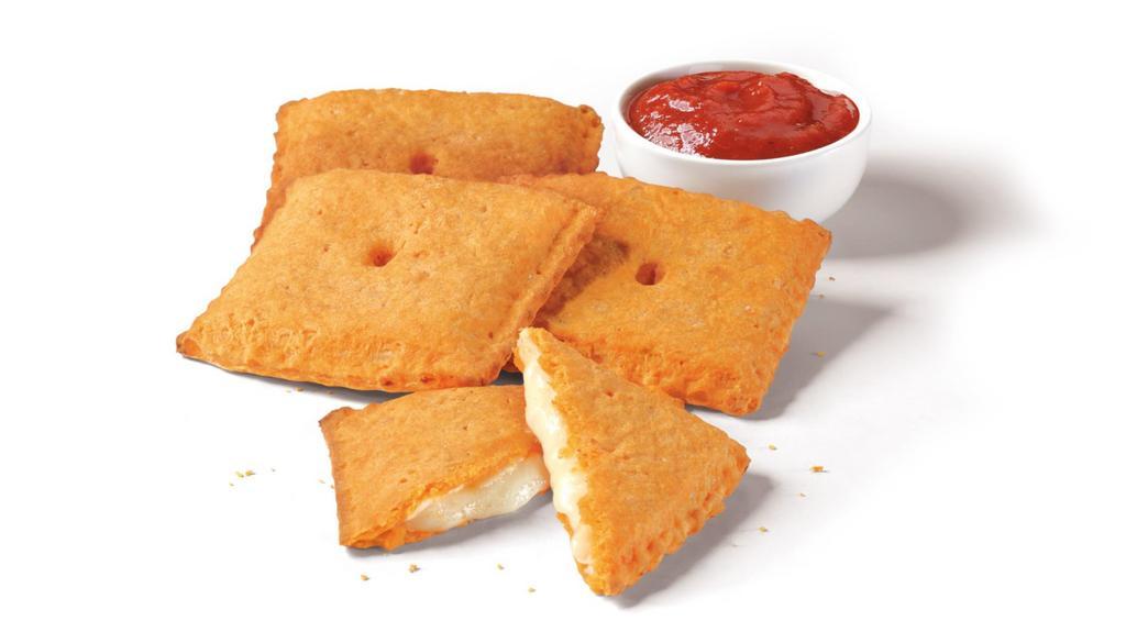 Pizza Hut rolls out Stuffed Cheez-It Pizza