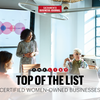 Top of The List: Certified women-owned businesses in the Sacramento area