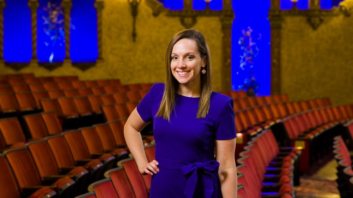 Forty Under 40: Hannah Venhoff