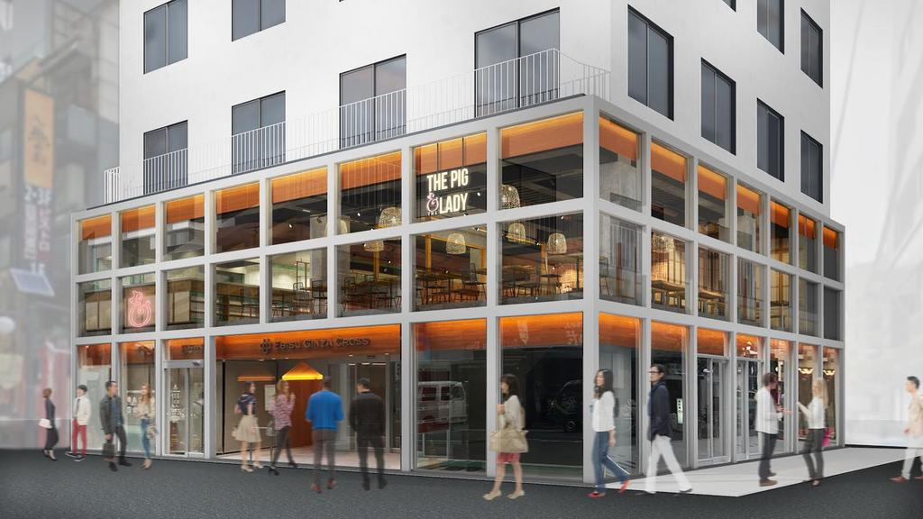 The Pig & The Lady sets opening date and location for new Japan restaurant