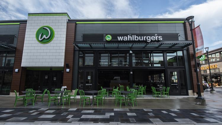Get An Early Look At Wisconsin S First Wahlburgers
